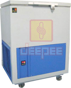 Cryoprecipitate Bath, DEEPEE Cryoprecipitate Bath, Fresh Frozen Plasma, FFP, optimum recovery of Cryoprecipitated Antihemophilic Factor, AHF, superior fluid temperature uniformity, Microprocessor based temperature controller , refrigeration system for quick cooling